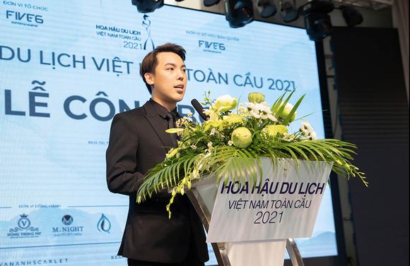Công bố cuộc thi Hoa hậu Du lịch Việt Nam Toàn cầu 2021 lần đầu tiên ảnh 1