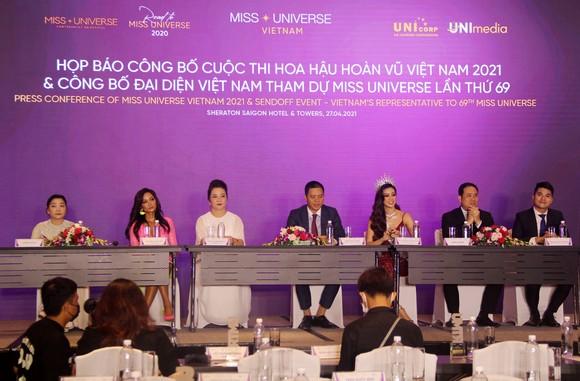 Khởi động cuộc thi Hoa hậu Hoàn vũ Việt Nam 2021 ảnh 1