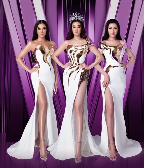 Khởi động cuộc thi Hoa hậu Hoàn vũ Việt Nam 2021 ảnh 2