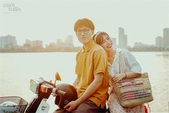 Nguyên Hà và Minh Min mang 'Cuối tuần' bình yên đến khán giả ảnh 2