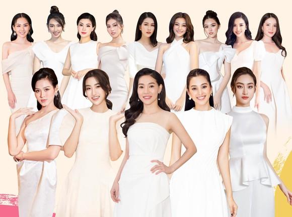 Các hoa hậu, á hậu, nhà thiết kế mở chiến dịch thanh lý trang phục, ủng hộ Quỹ vaccine phòng Covid-19 ảnh 1