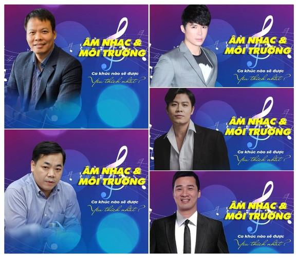 Phát động Cuộc thi Sáng tác ca khúc về môi trường Việt Nam  ảnh 2