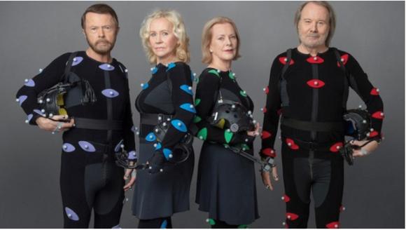 Huyền thoại ABBA gây bão toàn cầu khi trở lại với 2 ca khúc sau 40 năm ảnh 1