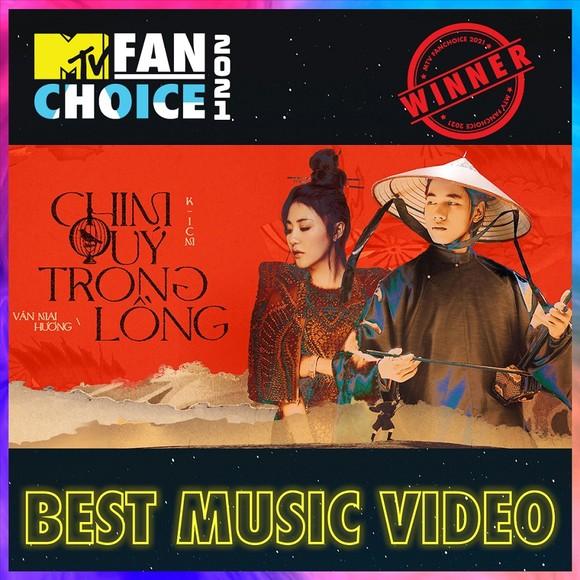K-ICM trở thành đại diện MTV Việt Nam tranh cử giải thưởng âm nhạc quốc tế ảnh 2