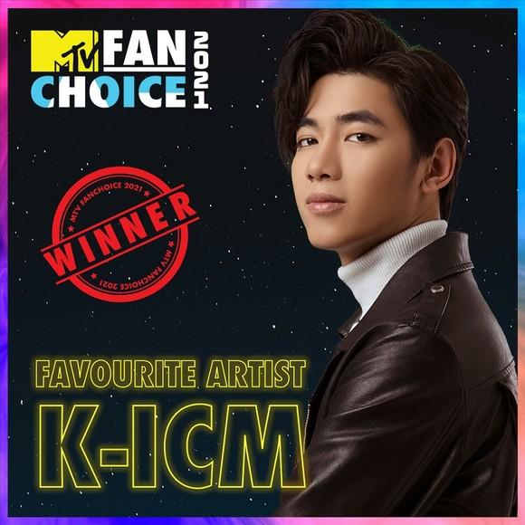 K-ICM trở thành đại diện MTV Việt Nam tranh cử giải thưởng âm nhạc quốc tế ảnh 1