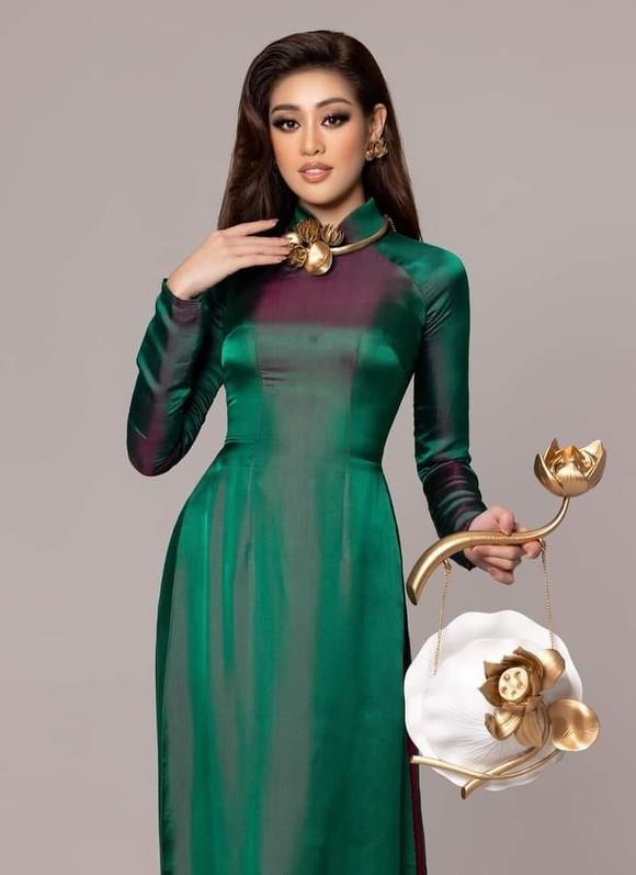 Hoa hậu Khánh Vân vào Top 20 Hoa hậu của các hoa hậu ảnh 2
