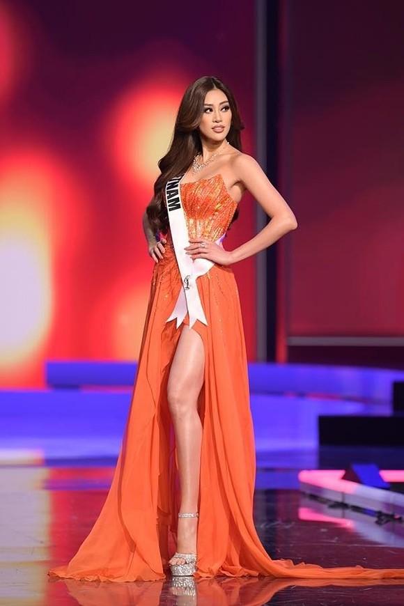 Hoa hậu Khánh Vân vào Top 20 Hoa hậu của các hoa hậu ảnh 4