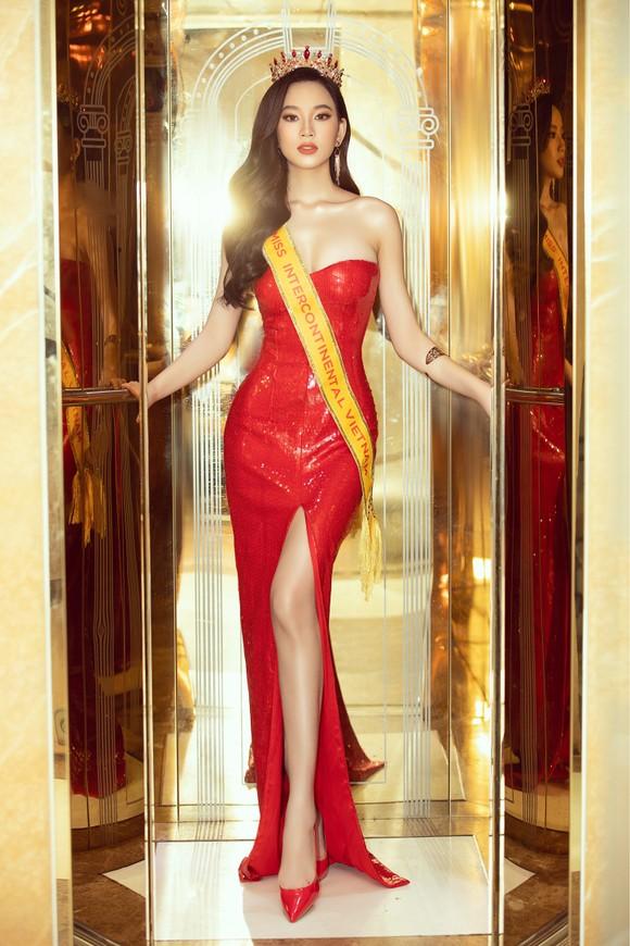 Trần Hoàng Ái Nhi đại diện Việt Nam tham dự Miss Intercontinental Vietnam 2021 ảnh 4