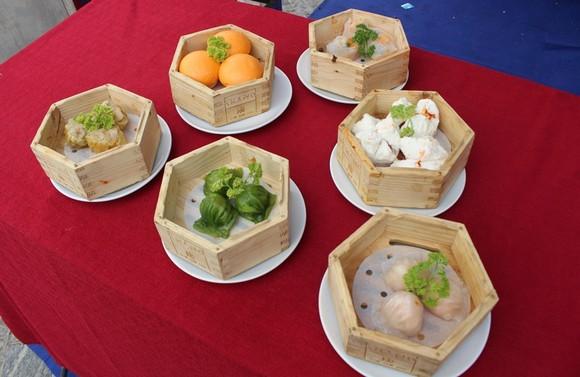 Hấp dẫn Lễ hội ẩm thực Bếp ăn Chợ Lớn ảnh 3