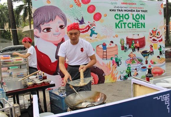 Hấp dẫn Lễ hội ẩm thực Bếp ăn Chợ Lớn ảnh 1