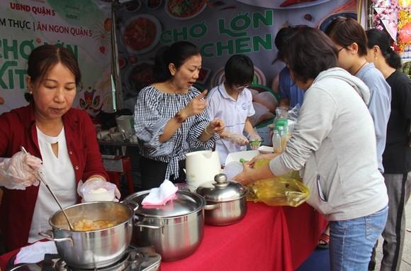 Hấp dẫn Lễ hội ẩm thực Bếp ăn Chợ Lớn ảnh 5