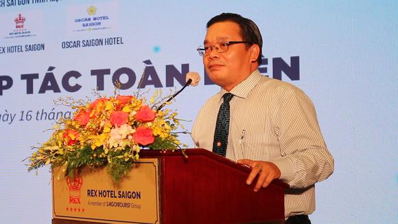 Báo SGGP và khách sạn Rex Sài Gòn đẩy mạnh hợp tác toàn diện ảnh 3