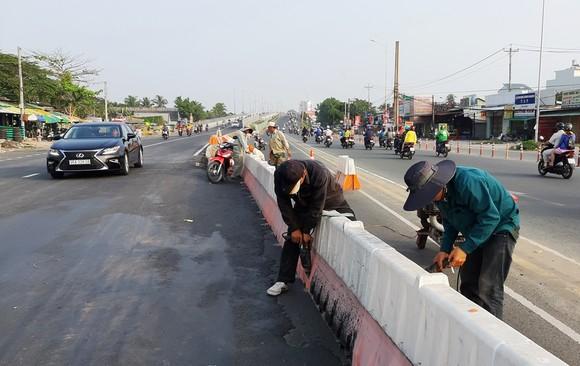 Sáng nay 18-1, thông xe cầu Quang Trung mới ở Cần Thơ  ảnh 4