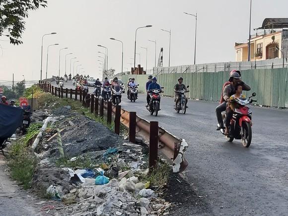 Sáng nay 18-1, thông xe cầu Quang Trung mới ở Cần Thơ  ảnh 5