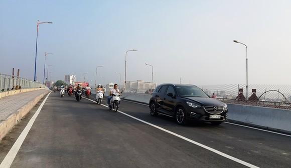Sáng nay 18-1, thông xe cầu Quang Trung mới ở Cần Thơ  ảnh 1
