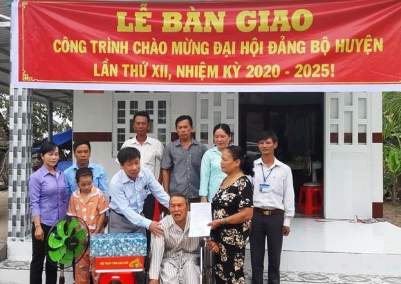 Kiên Giang: Hỗ trợ đảng viên các ấp gặp khó khăn về nhà ở  ảnh 1