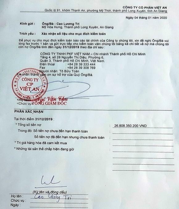 Bán nhà máy thủy sản ở An Giang - Nông dân nguy cơ mất trắng tiền nợ cá ảnh 3