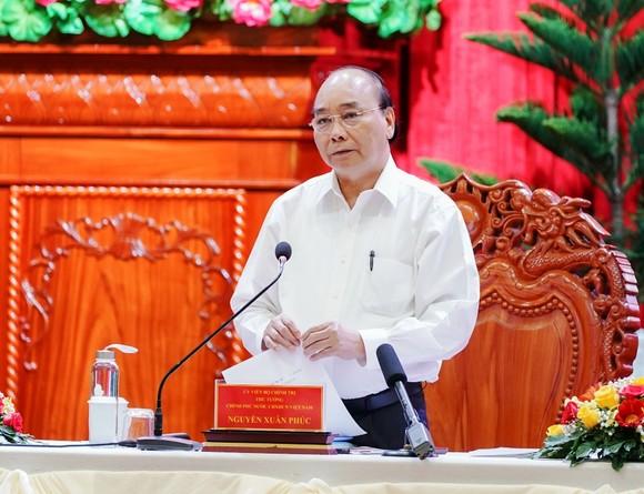 Thủ tướng Nguyễn Xuân Phúc chỉ đạo đẩy mạnh giải ngân vốn đầu tư công ở ĐBSCL ảnh 1