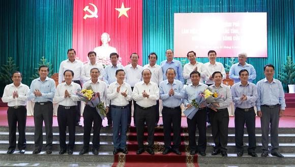 Thủ tướng Nguyễn Xuân Phúc chỉ đạo đẩy mạnh giải ngân vốn đầu tư công ở ĐBSCL ảnh 3