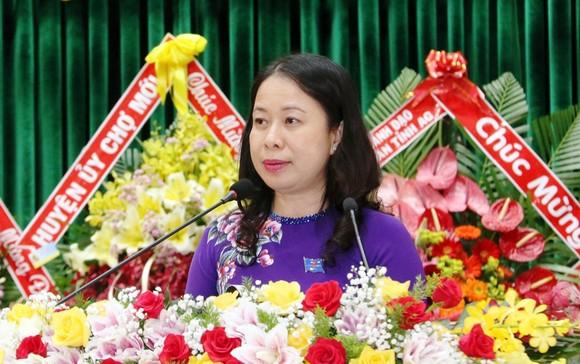 Đại tá Đinh Văn Nơi tái đắc cử Bí thư Đảng ủy Công an tỉnh An Giang  ảnh 2
