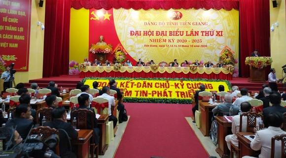Tiền Giang phấn đấu trở thành tỉnh phát triển trong Vùng Kinh tế trọng điểm phía Nam ảnh 1