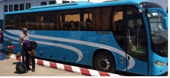 An Giang: Tạm dừng vận tải hành khách công cộng qua TPHCM và Long An ảnh 1