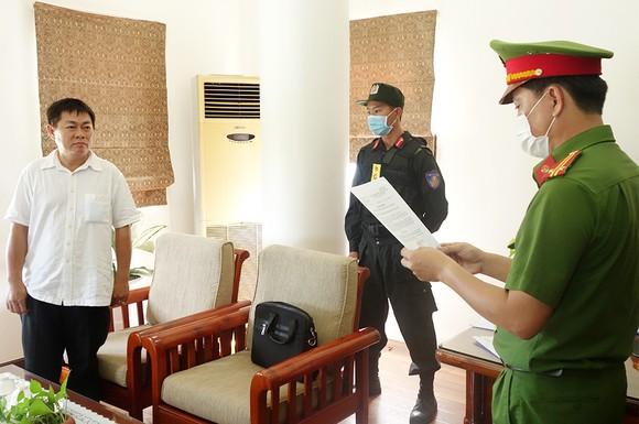 An Giang: Bắt tạm giam Tổng giám đốc Công ty CP Việt An ảnh 1