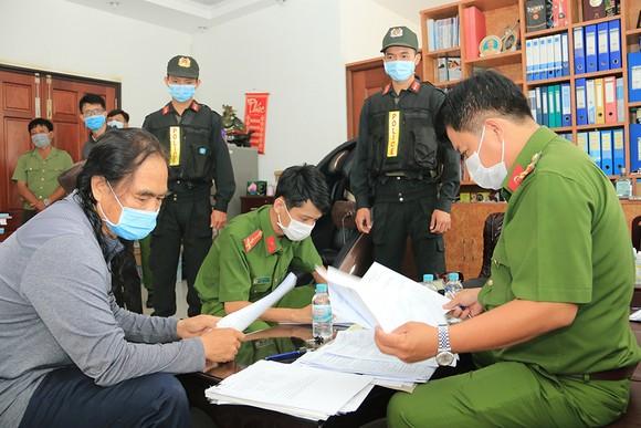 An Giang: Bắt tạm giam Tổng giám đốc Công ty CP Việt An ảnh 2