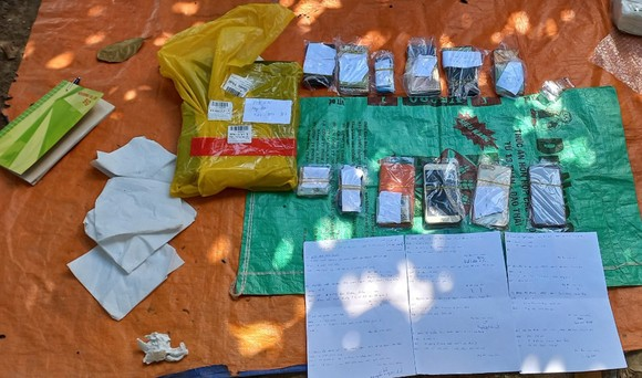 Triệt phá sới bạc tại huyện biên giới An Phú ảnh 2