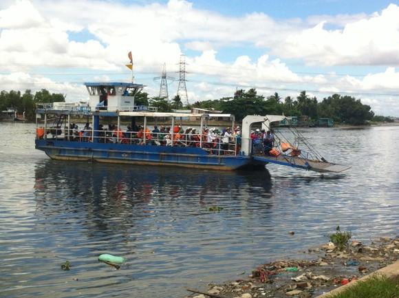 61 bến thủy nội địa ở TPHCM hoạt động không phép ảnh 1
