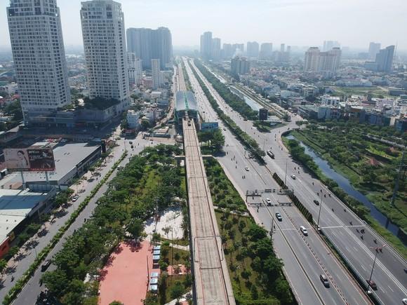 Tầng hầm B1 Ga Nhà hát Thành phố tuyến metro Bến Thành-Suối Tiên sẵn sàng đón khách tham quan ảnh 5