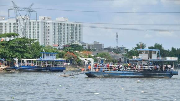 UBND TPHCM vừa yêu cầu tăng cường kiểm tra hoạt động bến thủy nội địa