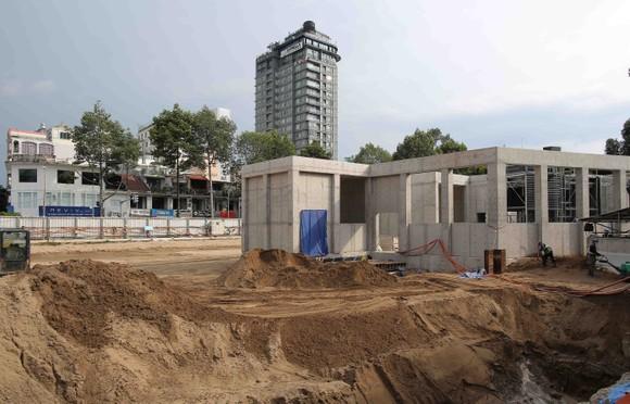 Tiến độ Dự án metro số 1 Bến Thành - Suối Tiên: Phụ thuộc vào tình hình dịch ảnh 3