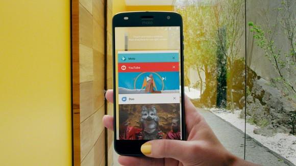Moto Z2 Play ra mắt với nhiều tính năng mới
