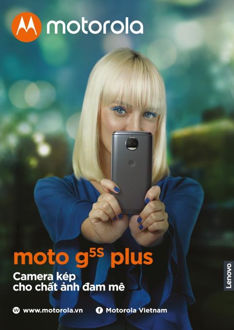 Moto g5S plus giá gần 7 triệu đồng ảnh 1