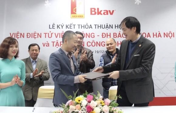 Bkav và Đại học Bách Khoa Hà Nội ký thỏa thuận phát triển KHCN