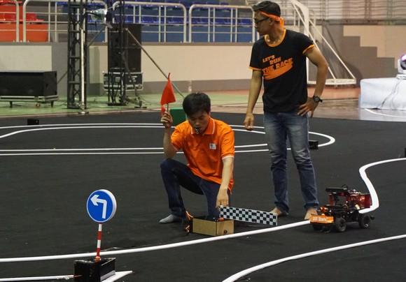 Một phần dự thi trong vòng bán kết