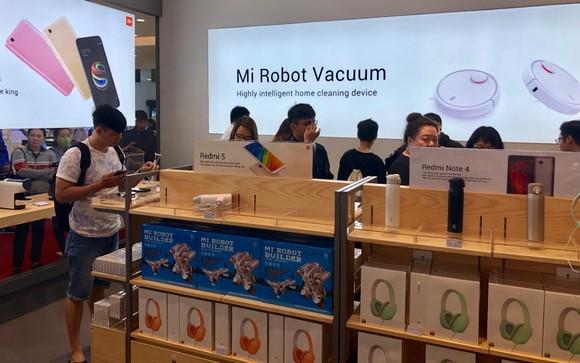 Xiaomi chính thức mở cửa hàng Mi Store ủy quyền ở quận 2 ảnh 1