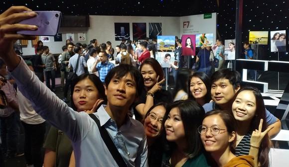 OPPO F7 chính thức được giới thiệu tại Việt Nam ảnh 7
