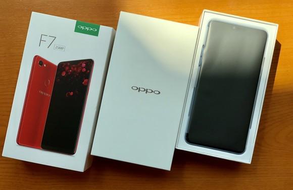 OPPO F7 đạt được 16.000 đơn hàng chỉ trong 3 ngày đầu pre-order   ảnh 5