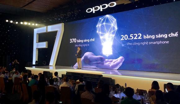 OPPO F7 đạt được 16.000 đơn hàng chỉ trong 3 ngày đầu pre-order   ảnh 3