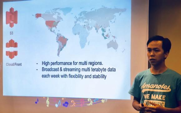 Đám mây Amazon Web Service với 55 vùng sẵn sàng ảnh 2