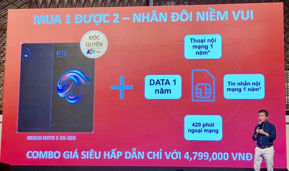 Vietnamobile và Xaomi hợp tác chiến lược  ảnh 2