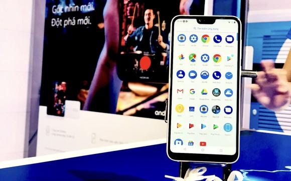 Nokia 6.1 plus với thiết kế tràn viền