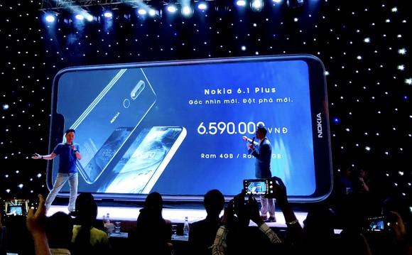 Nokia 6.1 plus được bán sớm tại Việt Nam ảnh 3