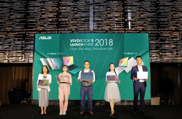 ASUS Việt Nam chính thức ra mắt bộ ba laptop VivoBook S