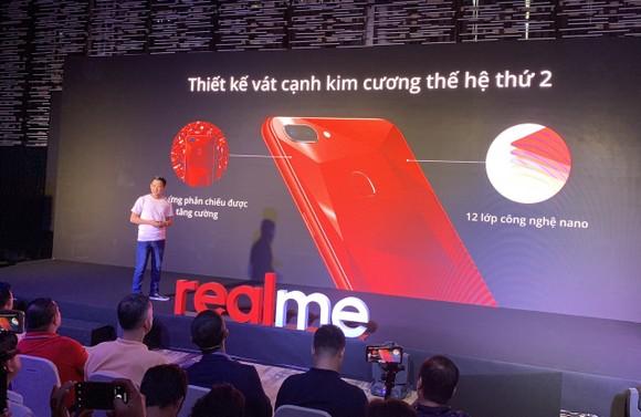 Realme  chính thức ra mắt 3 dòng sản phẩm tại Việt Nam  ảnh 2