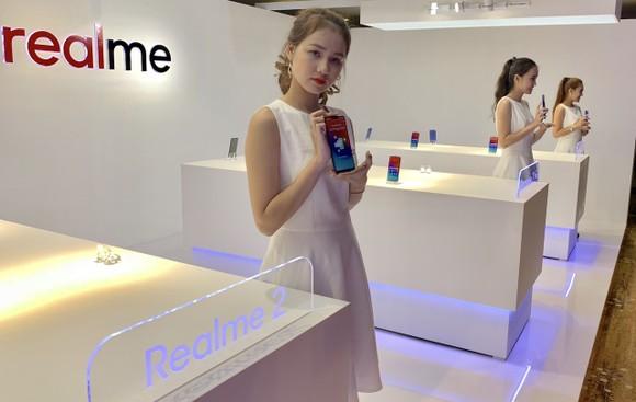 Realme  chính thức ra mắt 3 dòng sản phẩm tại Việt Nam  ảnh 4