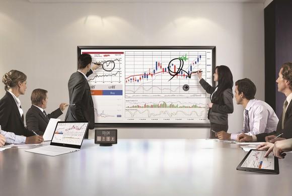 LG đưa về Việt Nam các dòng màn hình thông minh ảnh 1