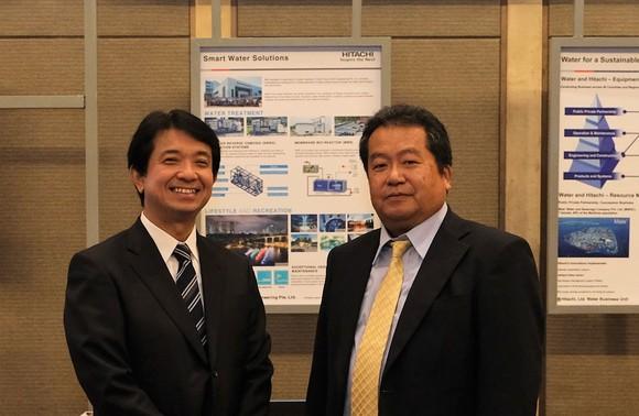 Hitachi giới thiệu những giải pháp cải thiện cộng đồng  ảnh 1